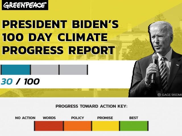 I sorprendenti primi 100 giorni di Biden, molto per l'ambiente e il clima e più giustizia sociale