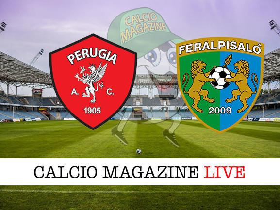 Serie C, Perugia – Feralpisalò: diretta live, risultato in tempo reale
