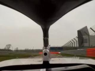 Ecco come vede un pilota di F1 con l'Halo