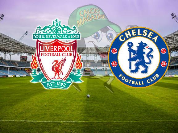 Liverpool – Chelsea: cronaca diretta live, risultato in tempo reale