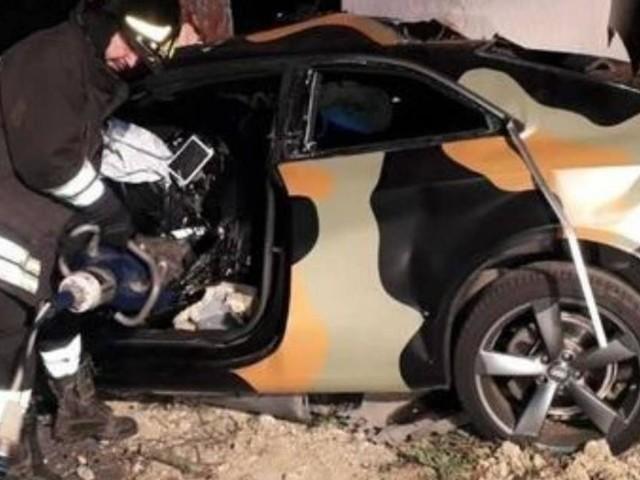 Incidente a Pescara: auto si schianta contro un albero, quattro uomini perdono la vita