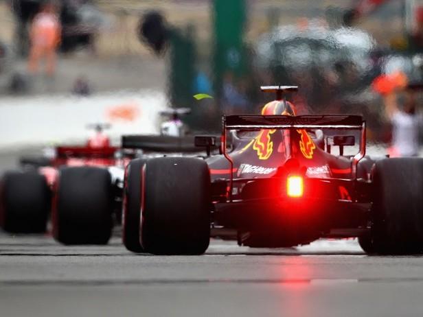 Formula 1, la griglia di partenza del GP Toscana Ferrari 1000 al Mugello