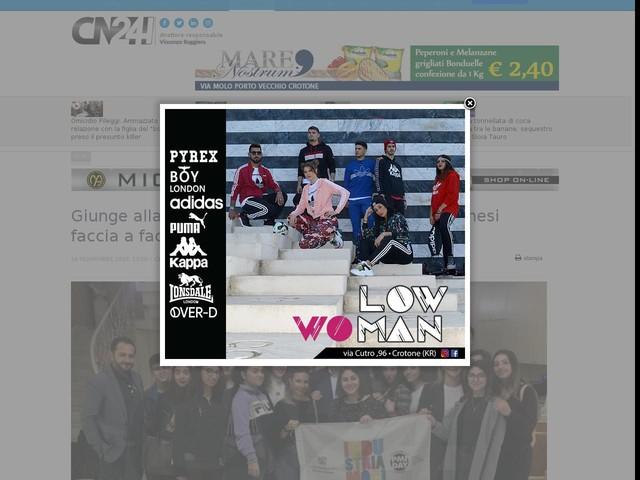 Giunge alla 10° edizione il Pmi day: giovani crotonesi faccia a faccia con il mondo dell'impresa