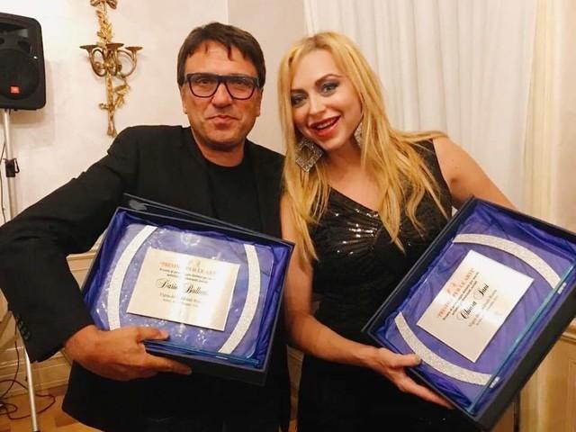 Celebrazione di Arti e Cultura al Premio Prestige, di Sabina Fattibene.