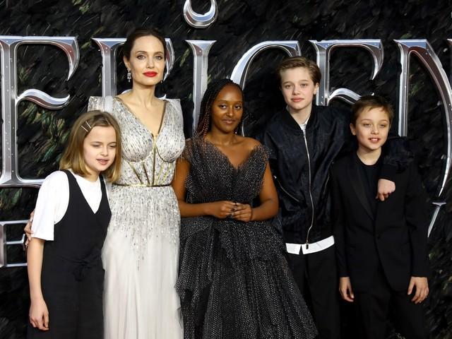 Angelina Jolie non riesce a riavvicinare Brad Pitt e Maddox