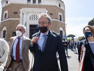 Csm, Storari a pm Roma: verbali interrogatorio Amara consegnati a Davigo a Milano