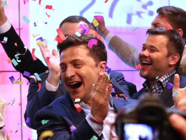 Ucraina: Vladimir Zelensky è il nuovo Presidente