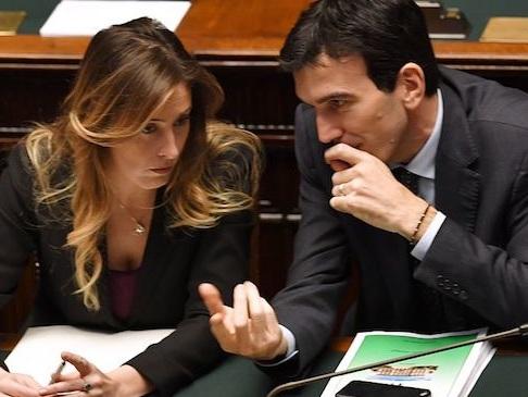"""Martina: """"Boschi presidente del PD? Non parlo di nomi"""". Lei replica: """"Ipotesi strampalata"""""""