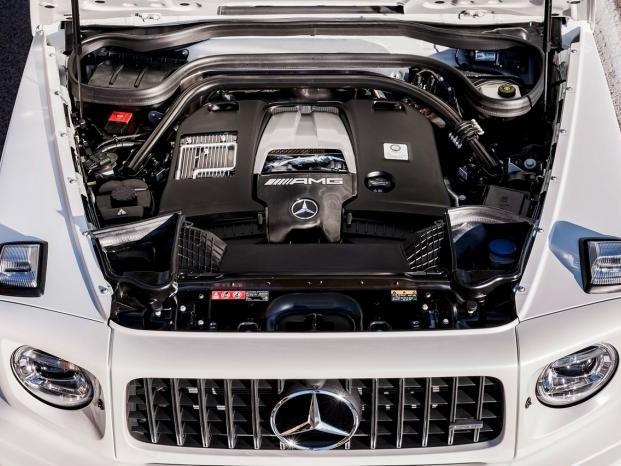 Mercedes-AMG G 63: il ruggito di Affalterbach