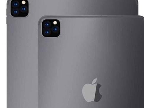 A ottobre arriva un iPad 2019 con tripla fotocamera?
