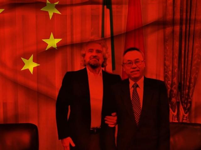 Beppe Grillo, l'amico di Pechino