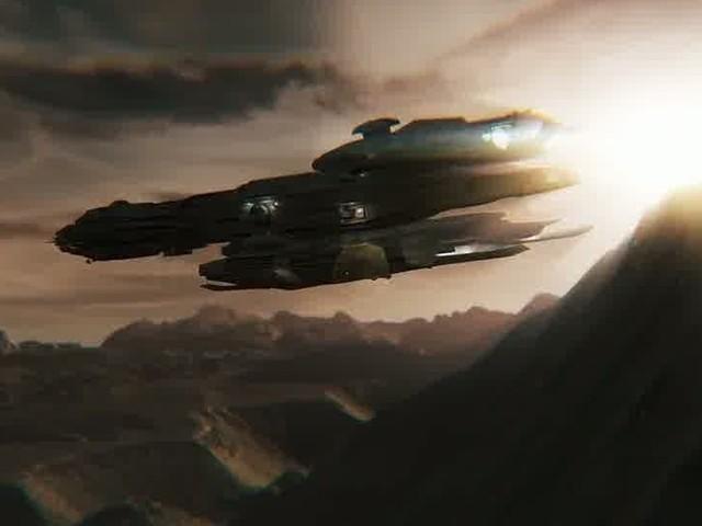 Star Citizen si mostra nel trailer Aegis mentre la raccolta fondi raggiunge i 247 milioni di dollari