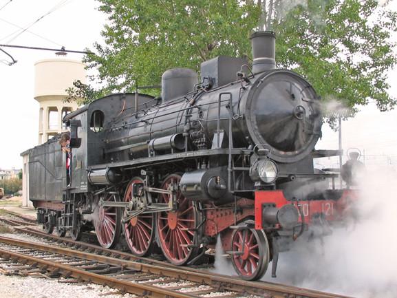 Arriva a Foligno il Treno a vapore di Babbo Natale