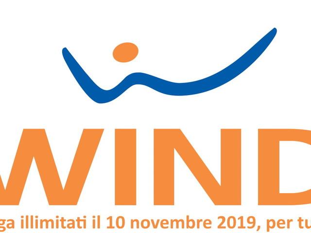 Wind regala internet illimitato il 10 novembre 2019