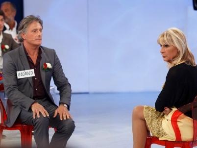 Uomini e Donne, nuovo confronto shock tra Gemma Galgani e Giorgio Manetti