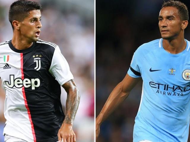 Lo scambio Cancelo - Danilo sull'asse Juve - City sarebbe ad un passo dalla fumata bianca