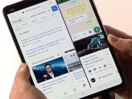 Giallo sul Samsung Galaxy Fold ma Best Buy non lascia speranze e l'azienda tace