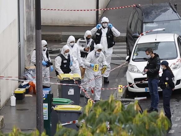 Parigi: fermato un ex coinquilino dell'aggressore