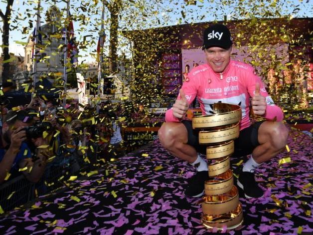 Nel 2020 ci sarà un Giro d'Italia sovranista. Partenza da Budapest con tre tappe nell'Ungheria di Orbán