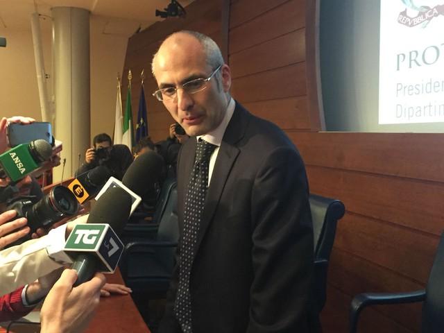 """Territorio, Curcio: """"Solo la conoscenza permette previsione e prevenzione"""""""