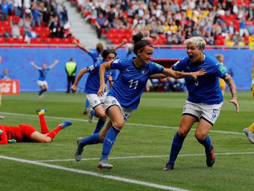 Una nuova era per la nazionale italiana di calcio femminile