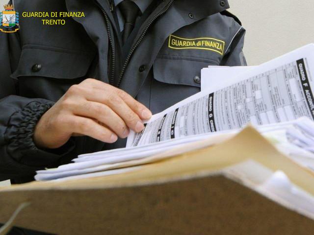 Lotta all'evasione fiscale in Trentino Recuperate tasse per 105 milioni