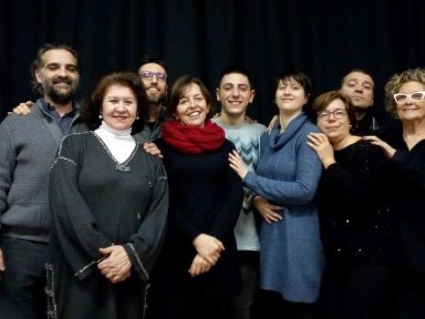 Al Nuovo Teatro Cuasso in scena Il Tingeltangel del Teatro Franzato