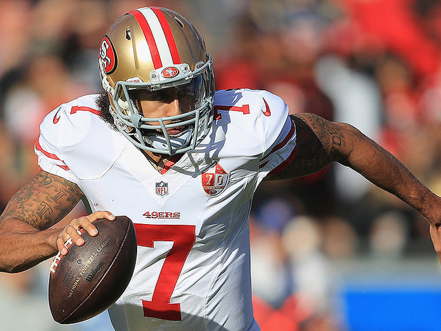 NFL Confirms Patriots, 10 Other Teams Will Attend Colin Kaepernick's Workout