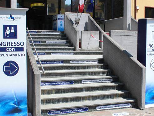 Padania Acque riapre gli sportelli di Cremona e Crema dal 3 giugno