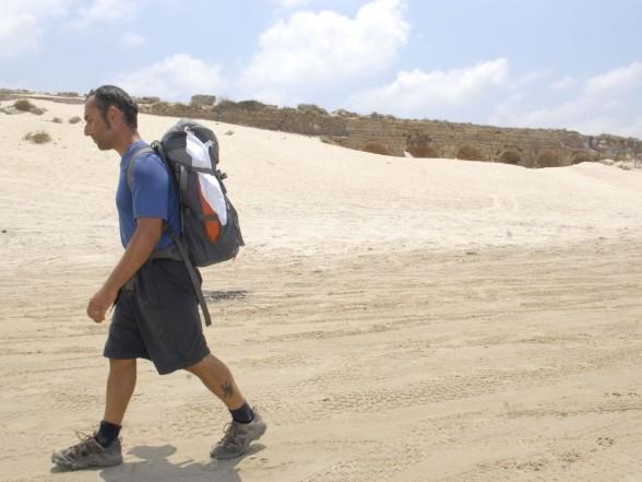 Enrico Brizzi: «Camminare serve a capire chi siamo»