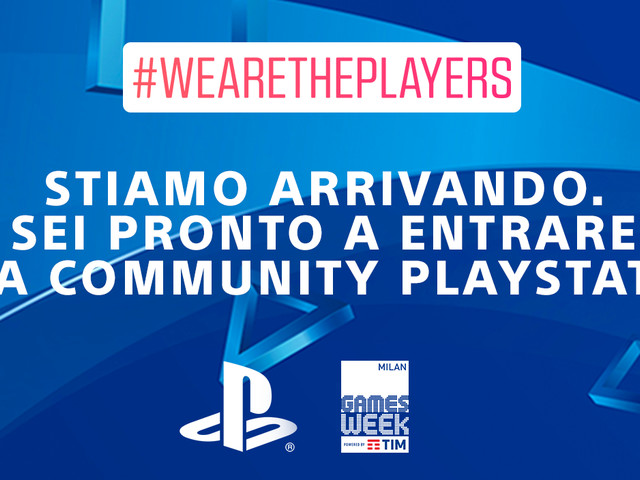 #WeAreThePlayers Pronto ad entrare nella community PlayStation?