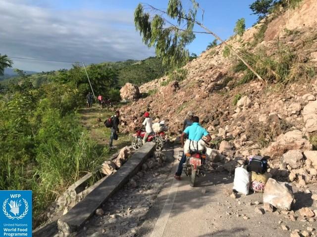 Haiti: danni incalcolabili mentre avanza lo spettro della fame per decine di migliaia di persone