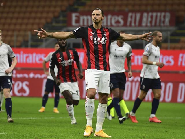 Zlatan Ibrahimovic positivo al Covid