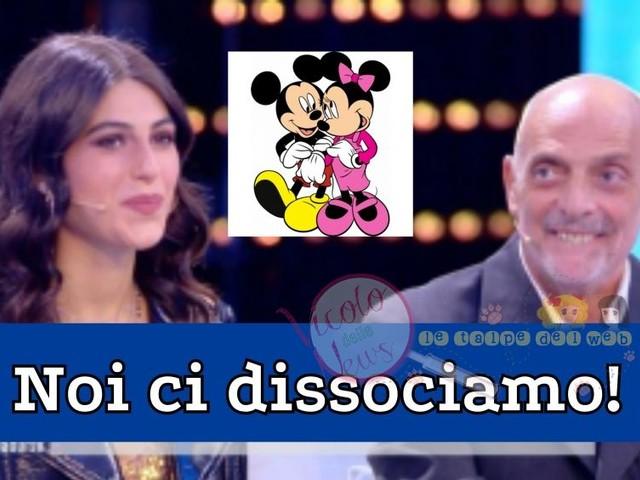Ex Protagonista del 'Grande fratello' lancia una frecciatina, tutta da ridere, a Paolo Brosio e alla sua fidanzata Marialaura De Vitis!