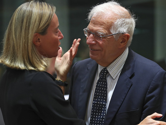 Faremo i conti con Josep Borrell