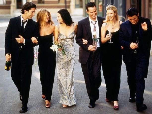 Friends: è tempo di reunion