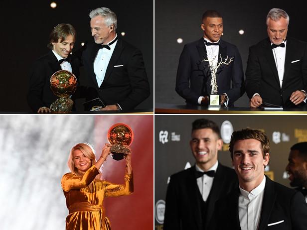 La notte di Luka: tutte le foto della premiazione
