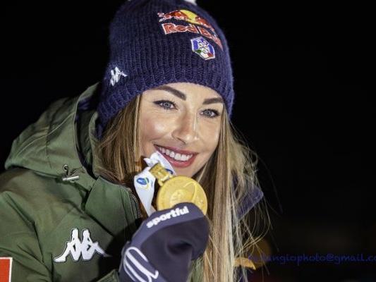 Dorothea Wierer cerca un tris di ori per entrare nel mito degli sport invernali italiani