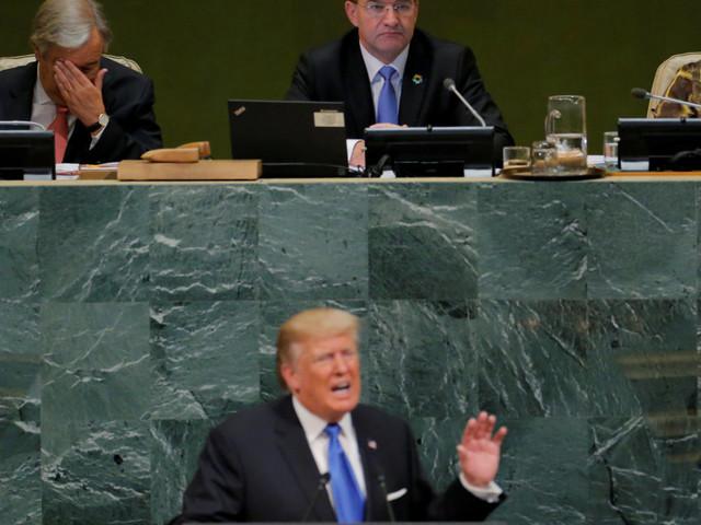 Trump all'Onu e le cupe nubi del negoziato con l'Iran