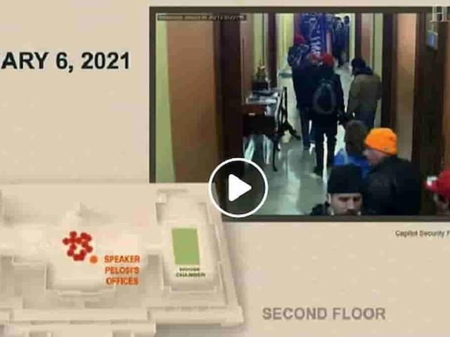 Capitol Hill, VIDEO inedito con Mike Pence che scappa con la famiglia: gli assalitori volevano impiccarlo
