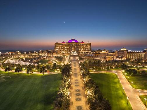 EMIRATES PALACE ABU DHABI: COSA VISITARE, COME ARRIVARE, ORARI E PREZZI