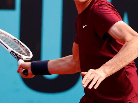 Tennis: Madrid; Sinner eliminato