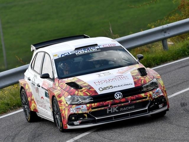 Italiano Rally - Andrea Crugnola vince il 37 Due Valli