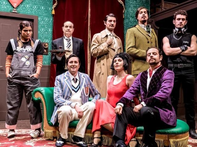 """Civitanova, parte la stagione teatrale del Rossini con """"Che disastro di commedia"""""""