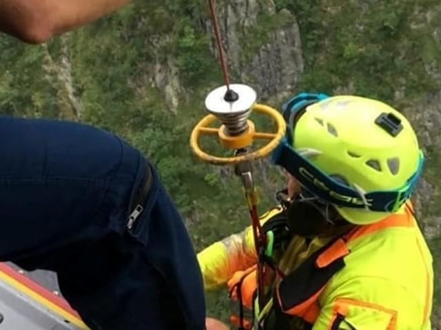 Escursionista caduta in un canalone, morta in ospedale 4 giorni dopo l'incidente