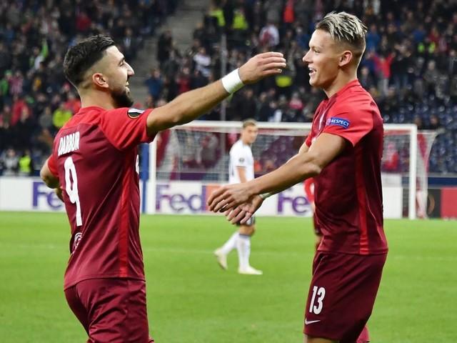 Come gioca il Salisburgo, avversario del Napoli agli ottavi di Europa League