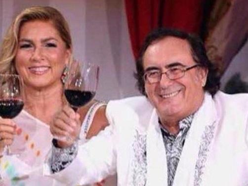 Al Bano festeggia in TV 55 anni di carriera con Romina Power e i loro figli
