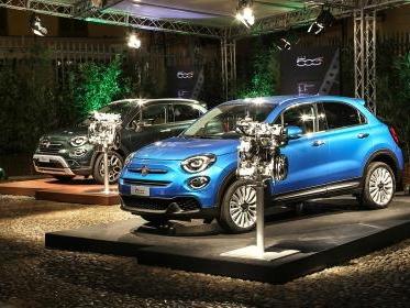 Fiat 500X, la crossover italiana per imprese e professionisti