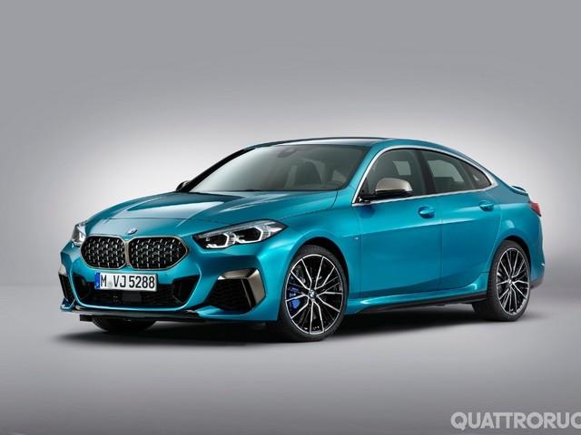 BMW - La Serie 2 diventa Gran Coupé