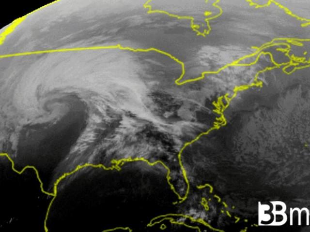 METEO. Emergenza negli Stati Uniti per il passaggio di un profondo ciclone extratropicale
